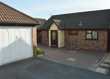 Thumbnail 2 bed detached bungalow for sale in Llys Gwynfaen, Swansea