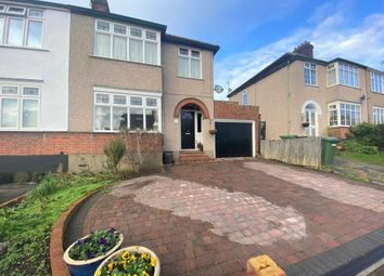 Thumbnail 3 bed semi-detached house for sale in Westwood Avenue, Brentwood