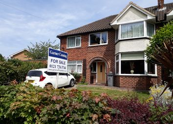 Thumbnail 5 bed semi-detached house for sale in Gilson Way, Kingshurst