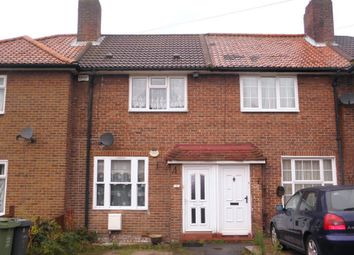Thumbnail 2 bedroom terraced house to rent in Elmscott Road, Bromley