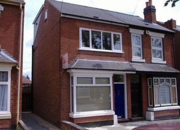 Thumbnail 6 bed semi-detached house to rent in Gristhorpe Road, Selly Oak, Birmingham