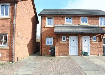 Thumbnail 2 bed terraced house for sale in Upperby Way, Carlisle
