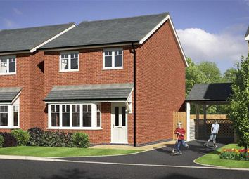 Thumbnail 3 bed detached house for sale in Plot 19, Meadowdale, Barley Meadows, Llanymynech