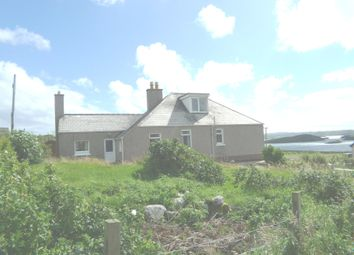 Thumbnail 3 bedroom detached house for sale in 22A Crossbost, Lochs, Isle Of Lewis