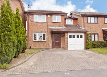Thumbnail 4 bed semi-detached house to rent in Godmanston Close, Poole, Dorset