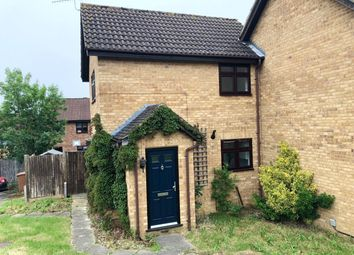 Thumbnail 1 bed semi-detached house for sale in Fairhaven Crescent, Watford