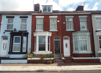 Thumbnail 4 bed terraced house for sale in Grafton Street, Liverpool, Merseyside, England