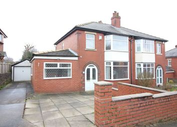 Thumbnail 3 bedroom semi-detached house for sale in Bury New Road, Ramsbottom, Bury