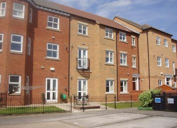 Thumbnail 2 bedroom flat to rent in South Bridge Road, Victoria Dock, Hull