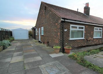 Thumbnail 3 bed semi-detached bungalow for sale in Westleigh Lane, Leigh