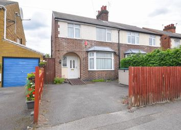 Thumbnail 3 bed semi-detached house for sale in Cambridge Road, West Bridgford, Nottingham