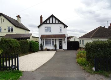 Thumbnail 3 bed detached house for sale in Leicester Road, New Packington, Leicestershire