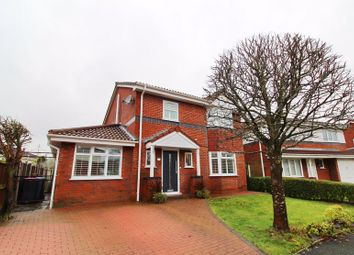 4 bed detached house for sale in Helmclough Way, Ellenbrook, Worsley, Manchester M28