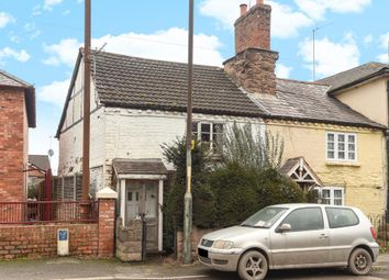 Thumbnail 2 bed end terrace house for sale in Leominster, Herefordshire