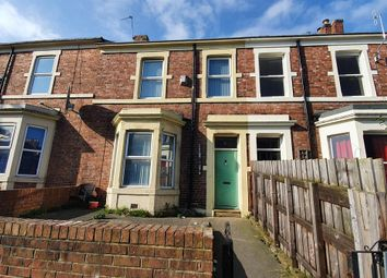 Thumbnail 2 bed flat to rent in Brighton Grove, Arthurs Hill, Newcastle Upon Tyne