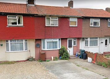 Thumbnail 3 bed terraced house for sale in Marley Way, Rochester, Kent