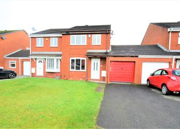3 bed link-detached house for sale in Parr Street, Tyldesley, Manchester M29