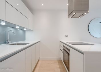 Thumbnail 1 bedroom flat to rent in Horizons Tower, Yabsley Street, Canary Wharf, London