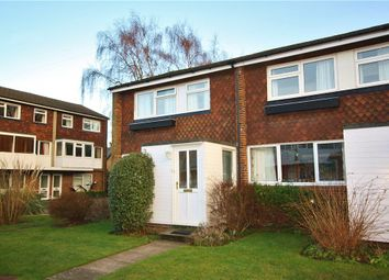 Thumbnail 3 bed end terrace house for sale in Glebe Court, Cross Lanes, Guildford, Surrey