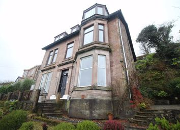 3 bed flat for sale in Victoria Road, Gourock PA19
