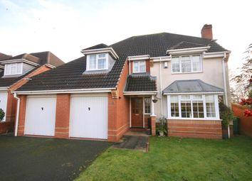 4 bed detached house for sale in Lichfield Close, Priorslee, Telford TF2