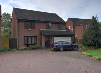 Thumbnail 4 bed detached house for sale in Newbold Road, Barlestone, Nuneaton