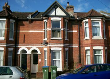 Thumbnail 5 bed terraced house to rent in Thackeray Road, Southampton, Hampshire