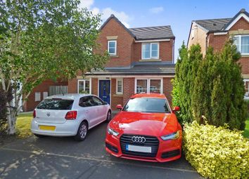 Thumbnail 4 bed detached house for sale in Mytton Drive, Nantwich