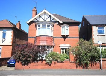 Thumbnail 4 bed detached house for sale in Norborough Road, Doncaster