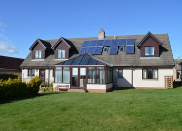 Thumbnail 4 bed detached house for sale in Cheviot Park, Foulden, Berwick-Upon-Tweed, Northumberland