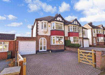 Thumbnail 3 bed semi-detached house to rent in City Way, Rochester