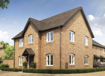 Thumbnail 3 bedroom detached house for sale in Armscote Road, Newbold-On-Stour, Warwickshire