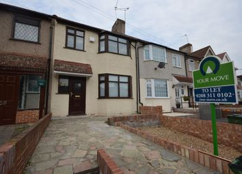 Thumbnail 3 bed terraced house to rent in Rutherglen Road, London
