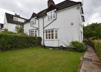 Thumbnail 2 bed detached house to rent in Hogarth Hill, London