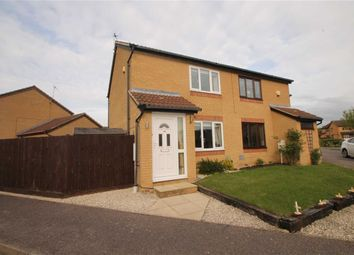 Thumbnail 2 bedroom semi-detached house to rent in Bantock Close, Browns Wood, Milton Keynes