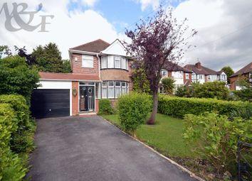 Thumbnail 3 bed detached house for sale in Woodcote Road, Erdington, Birmingham