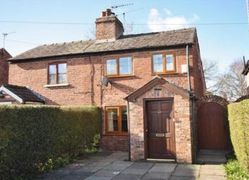 Thumbnail 2 bed semi-detached house to rent in Oak Lane, Wilmslow