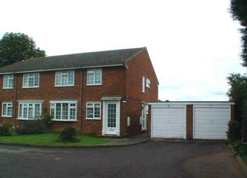 Thumbnail 2 bed flat to rent in King Georges Close, Hitchin