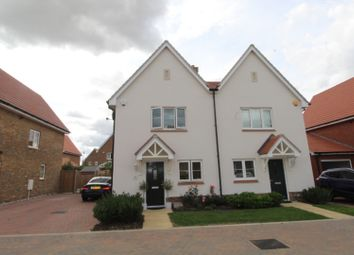 Thumbnail 2 bed semi-detached house to rent in Reminder Close, Maldon