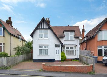 Thumbnail 3 bed detached house for sale in Garrison Lane, Felixstowe, Suffolk