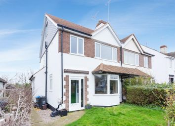 3 bed semi-detached house for sale in Northdown Road, Cliftonville, Margate CT9