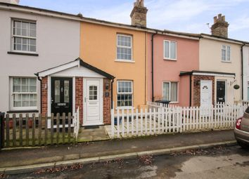 Thumbnail 3 bedroom terraced house for sale in Wharf Road, Broxbourne