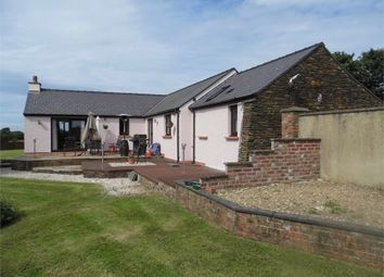 Thumbnail 4 bed detached house for sale in Yr Ydlan, St Davids Road, Letterston, Haverfordwest, Pembrokeshire