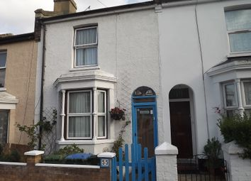 Thumbnail 2 bed terraced house for sale in Parkdale Road, Plumstead