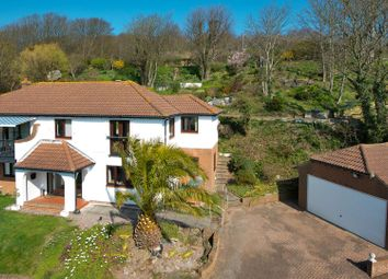 Thumbnail 4 bed detached house for sale in Helena Corniche, Sandgate, Folkestone