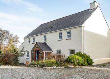 Thumbnail 3 bed detached house for sale in Trecelyn, Castle Morris, Haverfordwest, Sir Benfro
