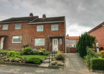 Thumbnail 3 bed semi-detached house for sale in Ridsdale Avenue, Newcastle Upon Tyne