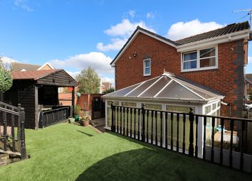 Thumbnail 4 bed detached house for sale in Farm View Gardens, Hackenthorpe, Sheffield