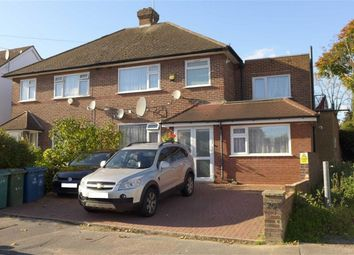 Thumbnail 6 bed semi-detached house for sale in Kingshill Drive, Harrow, Middlesex