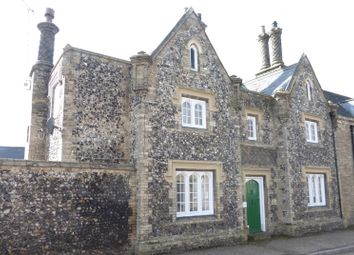 Thumbnail 4 bed flat for sale in Gothic House, Old Market Street, Thetford, Norfolk